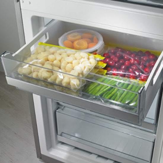 Chambers Appliances ZeroZone Drawer keeps raw food fresh longer